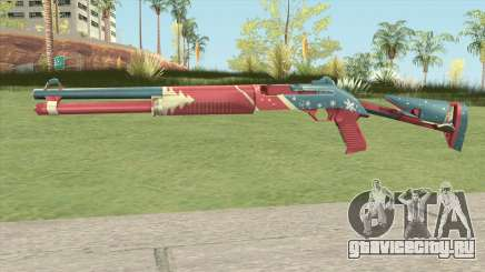 M1014 (Winterlands) для GTA San Andreas