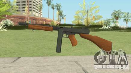 Thompson M1928 (Day Of Infamy) для GTA San Andreas