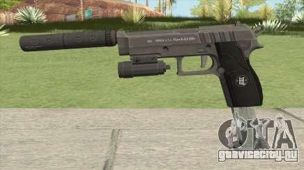 Hawk And Little Pistol GTA V (Platinum) V3 для GTA San Andreas