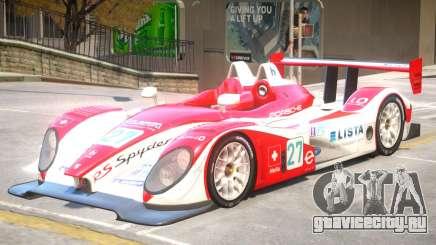 Porsche RS PJ3 для GTA 4