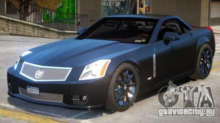 Cadillac XLR V2.1 для GTA 4