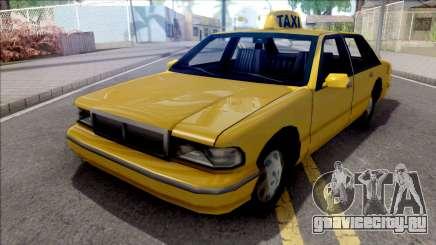 Taxi Cutscene для GTA San Andreas