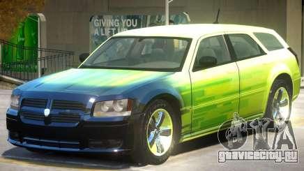Dodge Magnum V1.1 для GTA 4