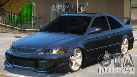 1996 Honda Civic для GTA 4