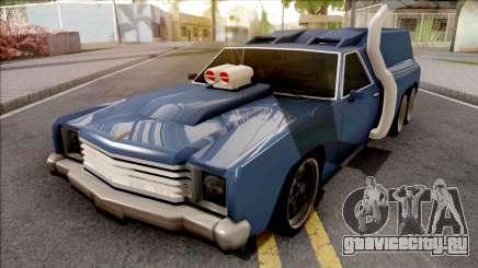 Custom Picador v2 для GTA San Andreas
