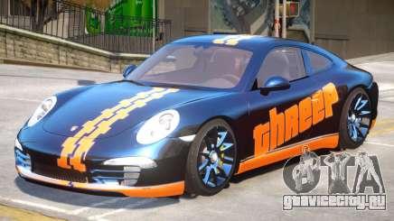 Porsche 911 V1.1 PJ для GTA 4