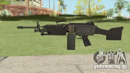 M249 (Insurgency) для GTA San Andreas