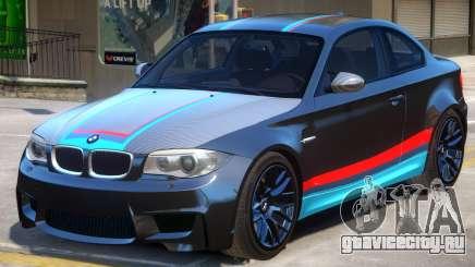 BMW M1 E82 PJ для GTA 4