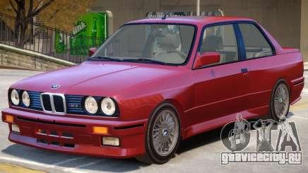 BMW M3 E30 Upd для GTA 4