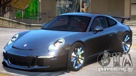 Porsche 911 GT3 RSR V1 для GTA 4