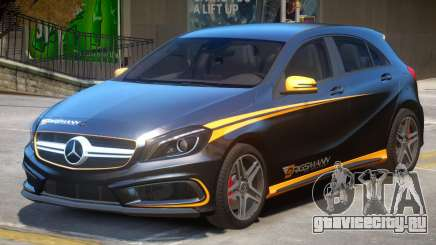 Mersedes Benz A45 PJ5 для GTA 4