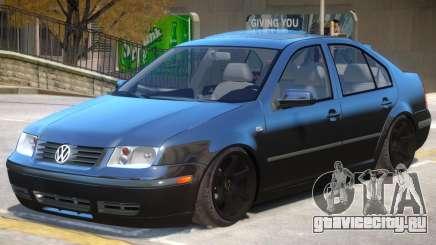 Volkswagen Bora V1 для GTA 4