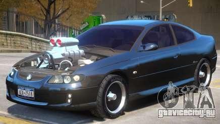 Holden Monaro Custom для GTA 4