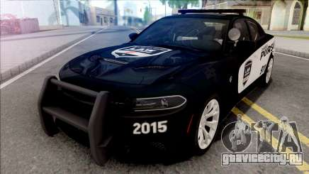 Dodge Charger SRT 2015 Pursuit для GTA San Andreas