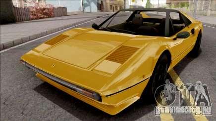 Ferrari 308 GTS 1984 для GTA San Andreas