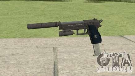 Hawk And Little Pistol GTA V (LSPD) V3 для GTA San Andreas