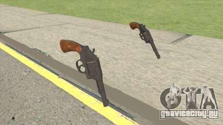 SW Model 10 Revolver (Insurgency) для GTA San Andreas