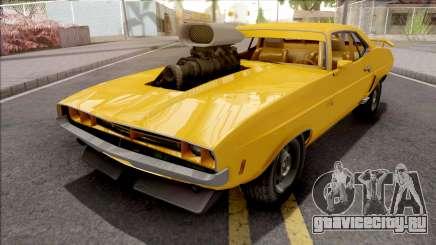 GTA V Bravado Gauntlet Classic IVF для GTA San Andreas