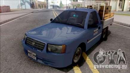 Hyundai Accent Pick Up для GTA San Andreas