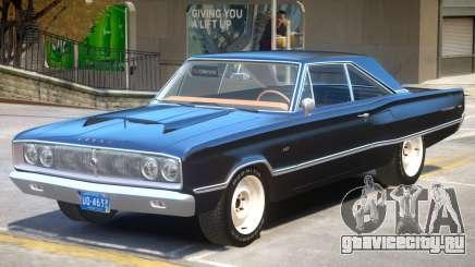 1967 Dodge Coronet для GTA 4