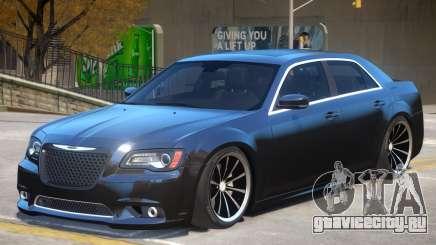 Chrysler 300 V1 для GTA 4