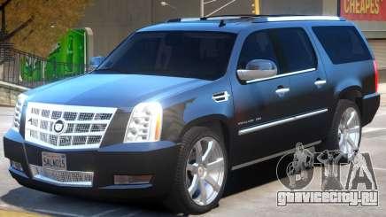 Cadillac Escalade V1 для GTA 4