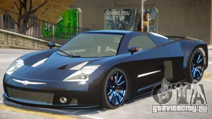 Chrysler ME Four-Twelve V1 для GTA 4