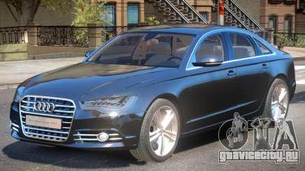 Audi A6L V1 для GTA 4