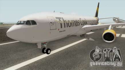 Airbus A330-200 (Thomas Cook Livery) для GTA San Andreas