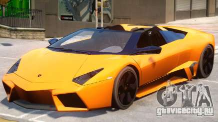 Lamborghini Reventon V1 для GTA 4