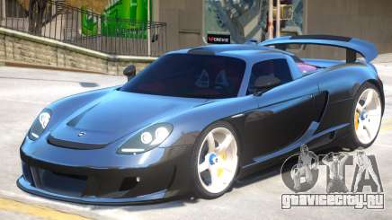 Porsche Carrera GT V1 для GTA 4