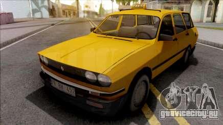 Renault 12 Toros Taksi для GTA San Andreas