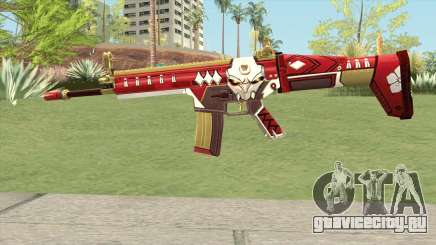 SCAR (Blood Moon) для GTA San Andreas