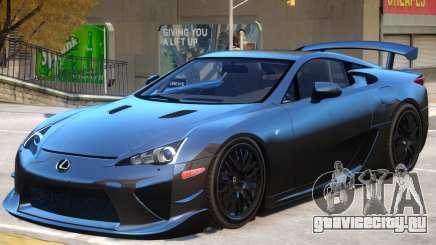 Lexus LFA V1 для GTA 4