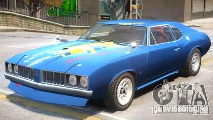 Declasse Stallion V1.1 PJ для GTA 4