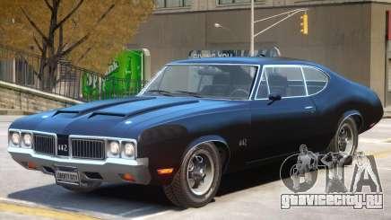 1970 Oldsmobile 442 для GTA 4