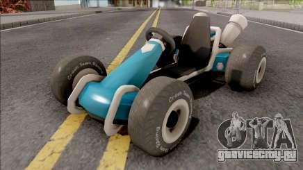 CTR Nitro-Fueled Kart для GTA San Andreas