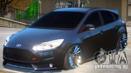 Ford Focus ST V2 для GTA 4