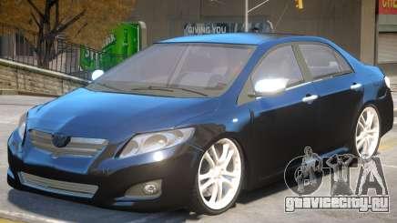 Toyota Corolla V1 для GTA 4