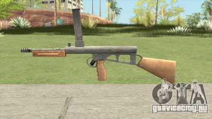 Owen SMG для GTA San Andreas