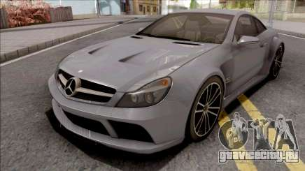 Mercedes-Benz SL65 AMG 2012 для GTA San Andreas