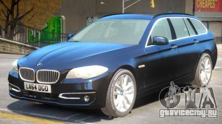 BMW 525 V1.1 для GTA 4