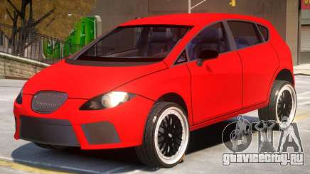 Seat Leon V1 для GTA 4