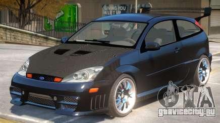 Ford Focus GT для GTA 4