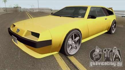 Imponte Deluxo GTA VC (IVF) для GTA San Andreas