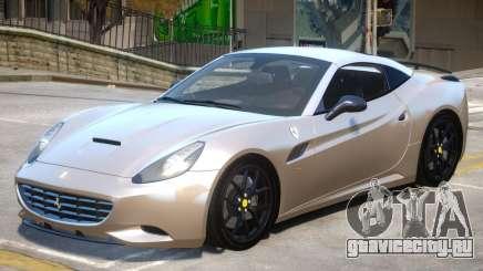 Ferrari California V1.1 для GTA 4
