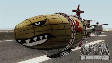 Kirov Airship (Red Alert 3) для GTA San Andreas