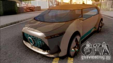 Mercedes-Benz Vision Tokyo Concept 2015 для GTA San Andreas