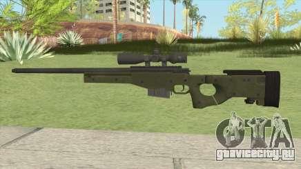 AWP (Warface) для GTA San Andreas