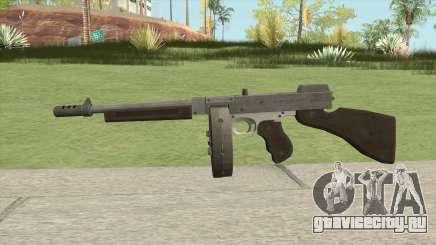 Edinburgh Gusenburg Sweeper GTA V (Platinum) V1 для GTA San Andreas